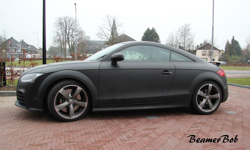 Audi tt rs beamerbob for Interieur audi tt
