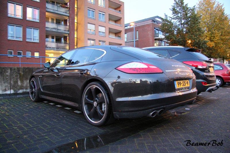 Porsche Panamera 4S MkI