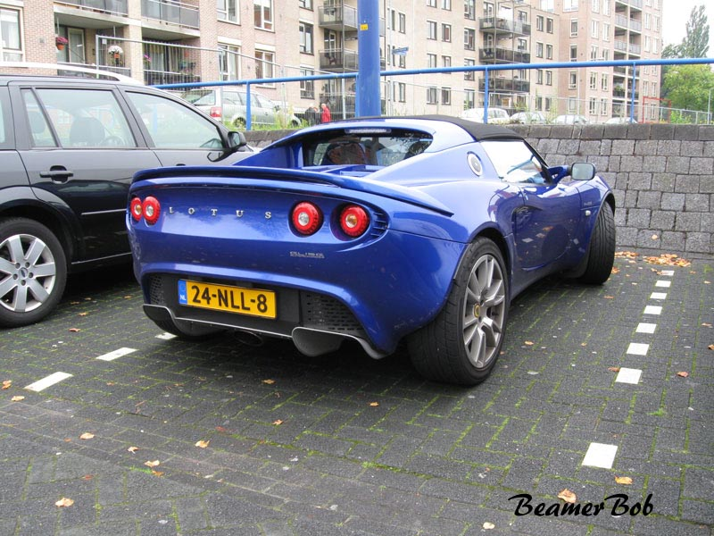 Lotus Elise S2 SC rechtsachter