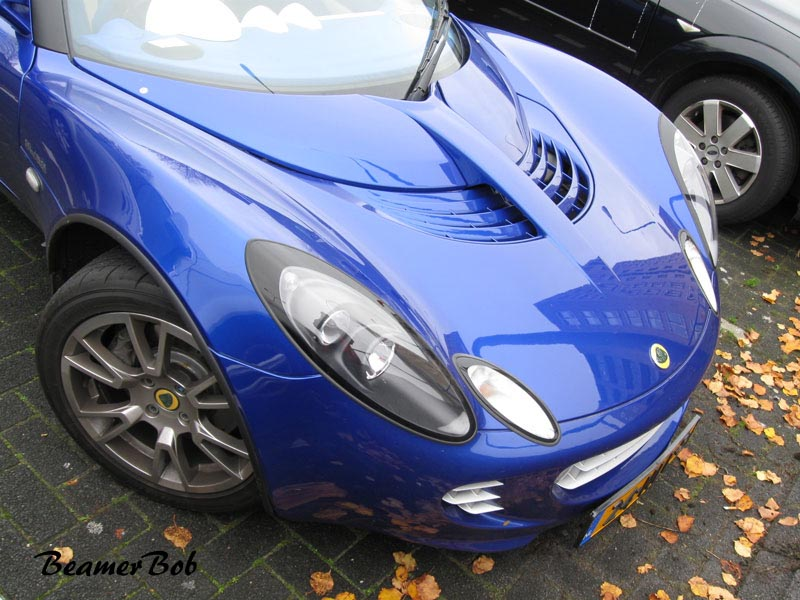 Lotus Elise S2 SC voorkant