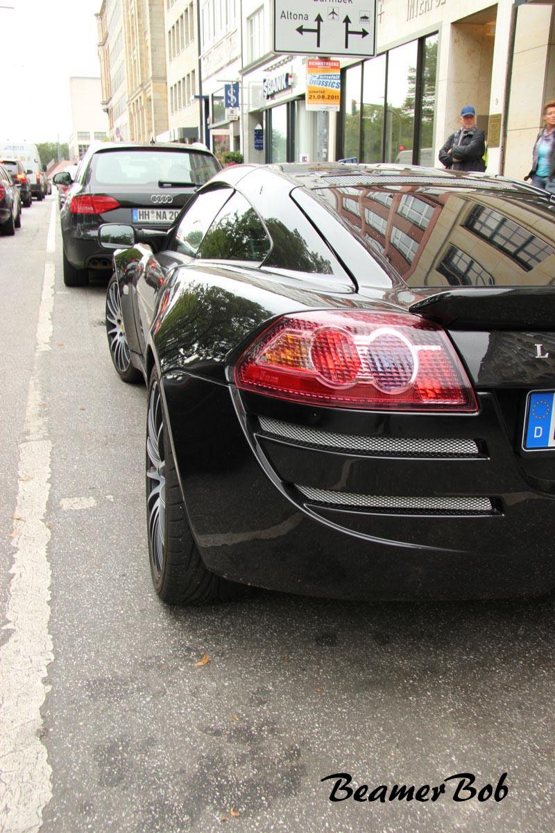 Lotus Europa S achterlicht