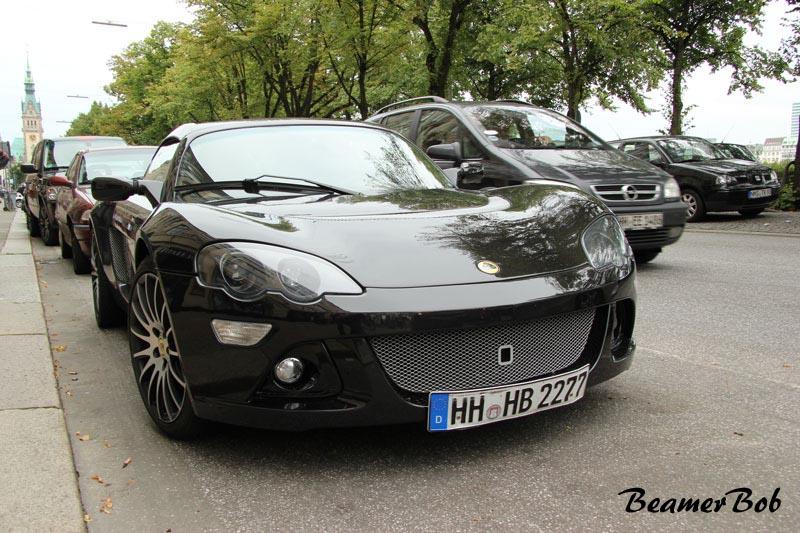 Lotus Europa S rechtsvoor