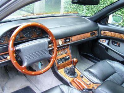 Maserati Quattroporte IV 2.0 interior