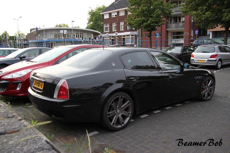 Maserati Quattroporte Sport GT S rechtsachter