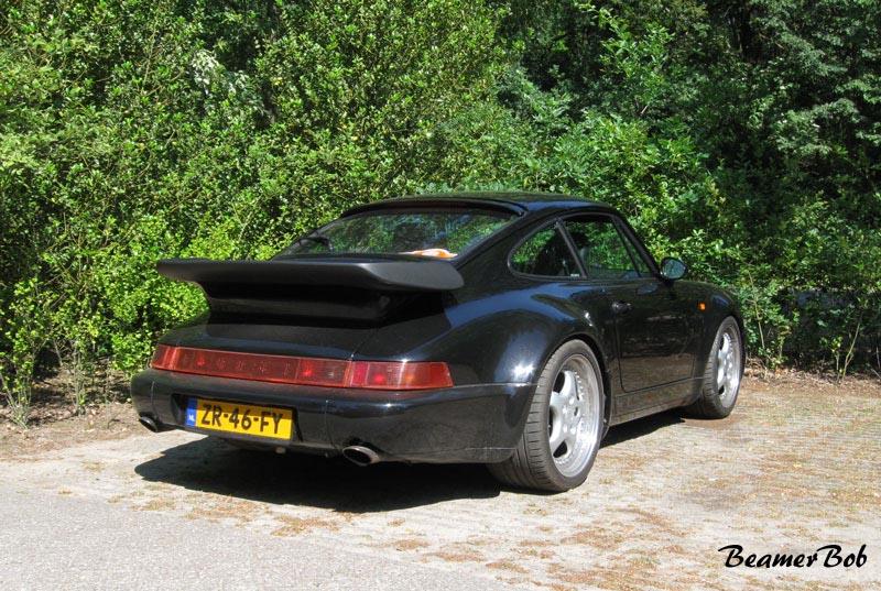 Porsche 911 965 Turbo 3.3 rechtsachter