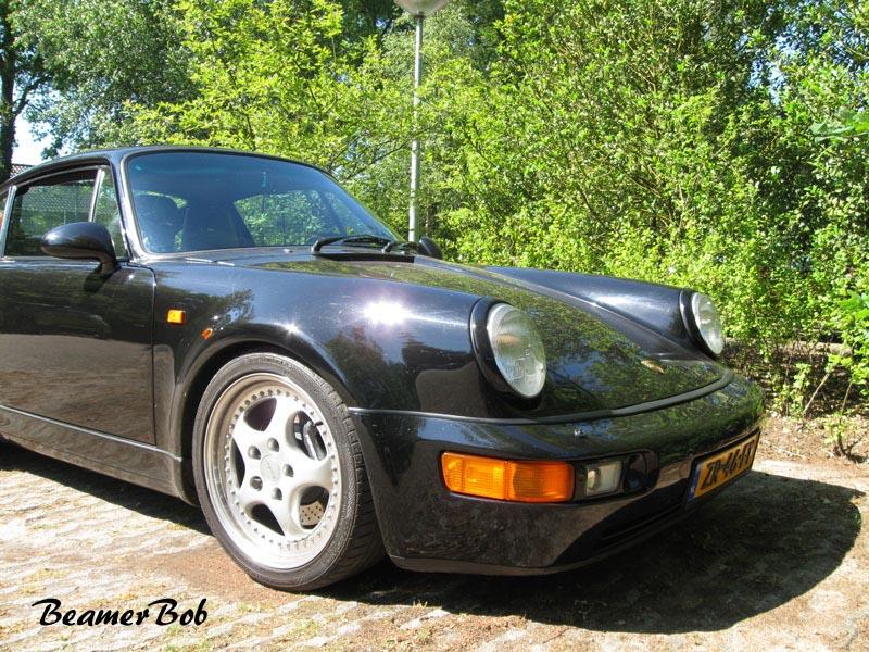 Porsche 911 965 Turbo 3.3 rechtsvoor