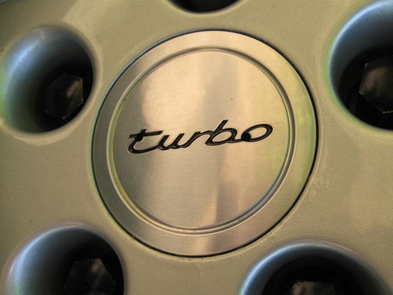 Porsche 911 965 Turbo 3.3 velg