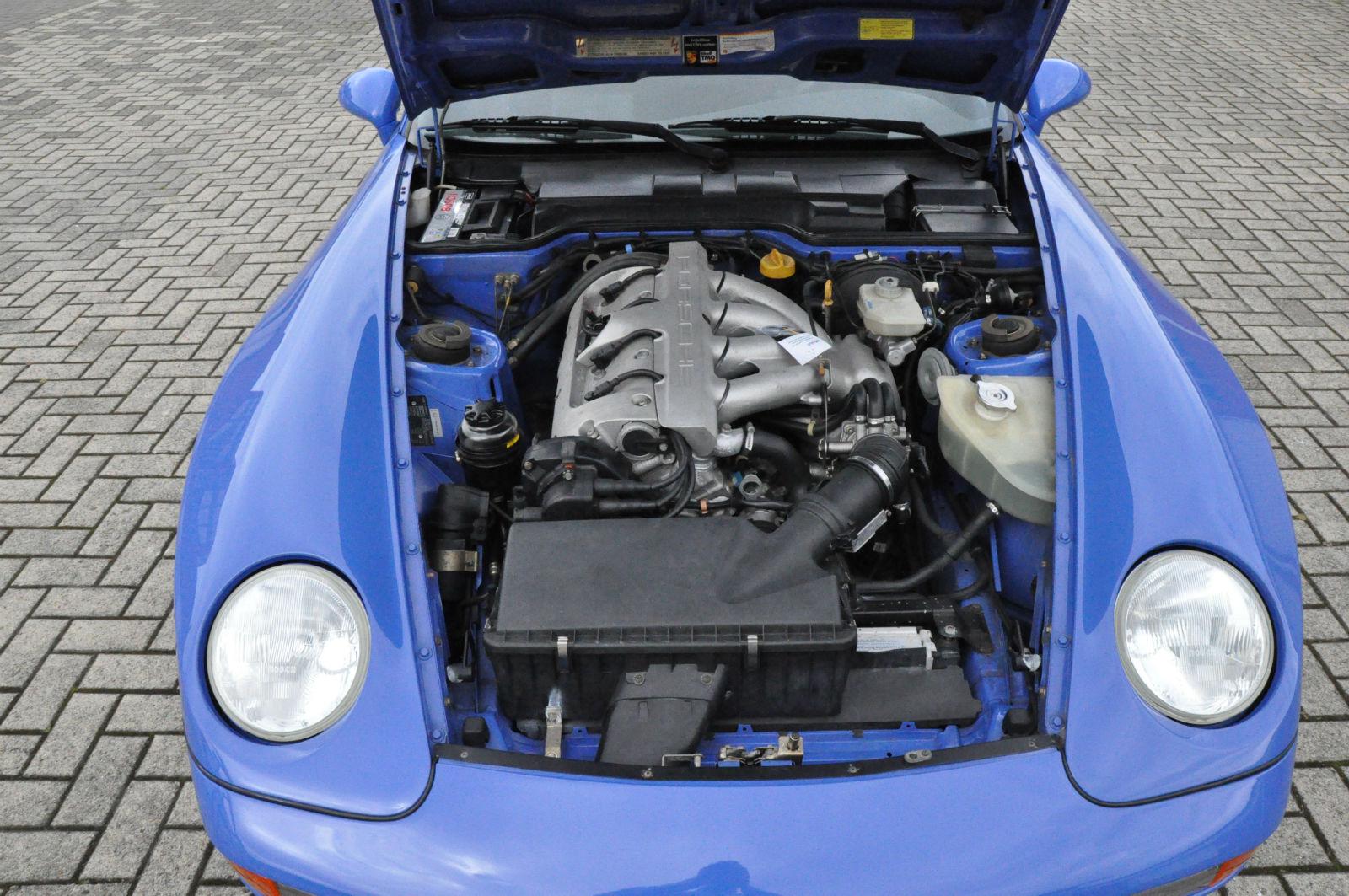 968 CS motor