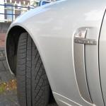 Jaguar XKR 2006 power vents