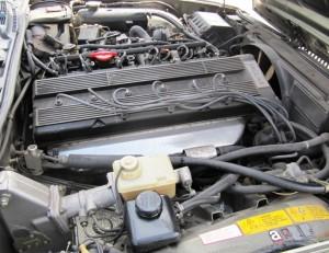 XJR 3.6 motor