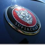 Jaguar XKR series I logo