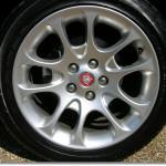 Jaguar XKR series I velg