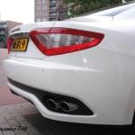 Maserati GranTurismo achterlicht