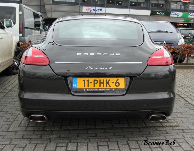 Porsche Panamera 4 MkI