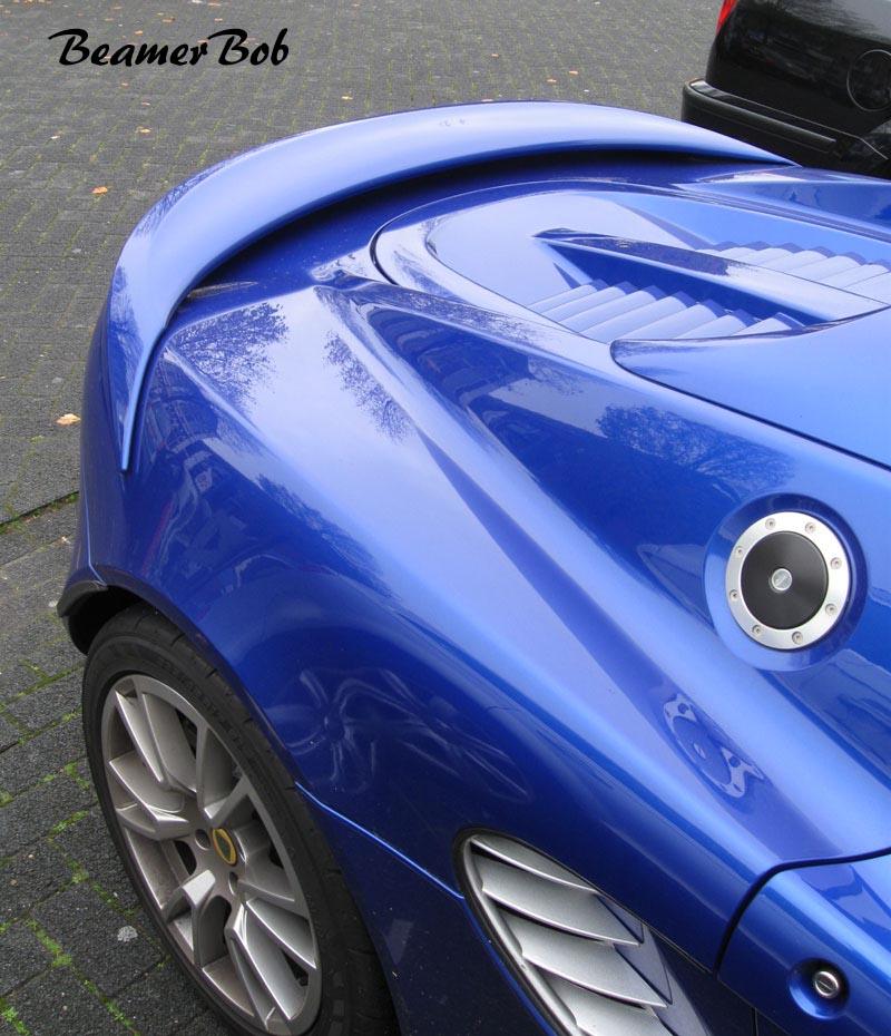 Lotus Elise S2 SC achterspoiler