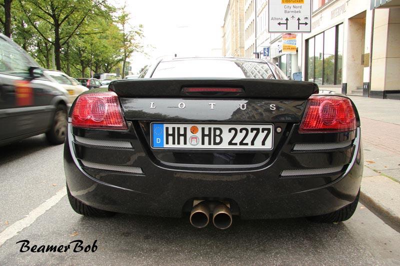 Lotus Europa S achterkant