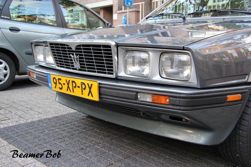 Maserati Biturbo 420 voor