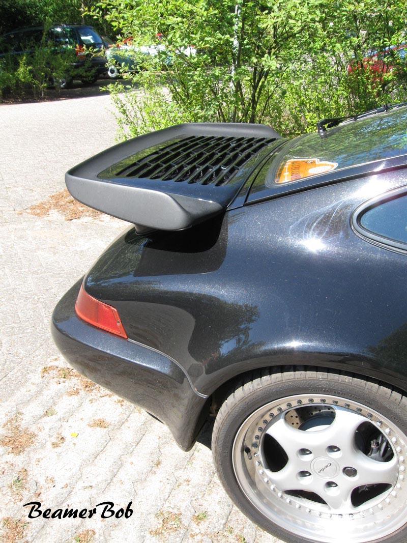 Porsche 911 965 Turbo 3.3 achterspoiler
