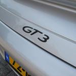 Porsche 911 996 GT3 MkII Clubsport typeplaatje