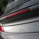 Porsche 911 996 Turbo achterspoiler