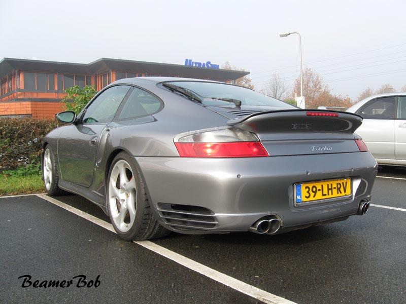 Porsche 911 996 Turbo linksachter