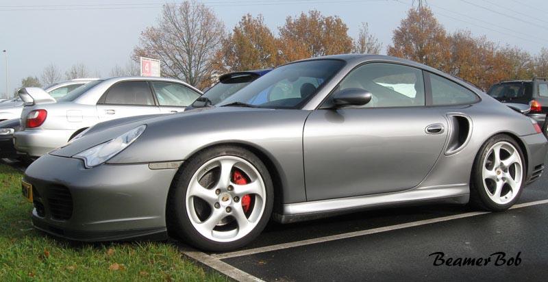 Porsche 911 996 Turbo linksvoor