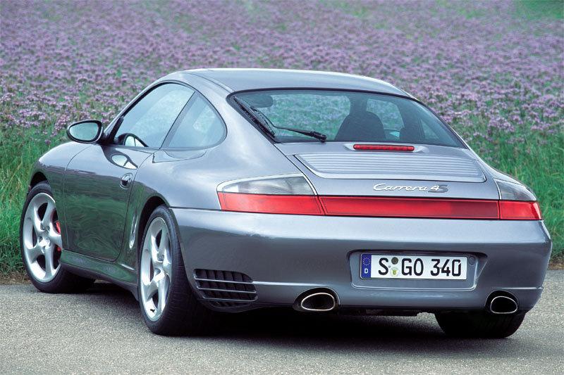 Porsche 996 Carrera 4S linksachter 1