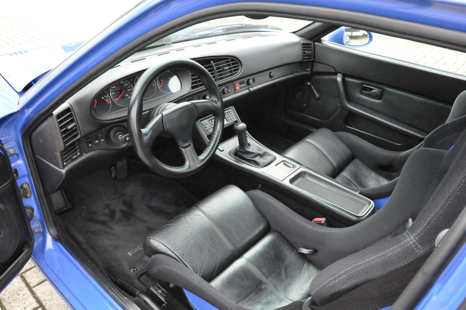 968 CS interieur