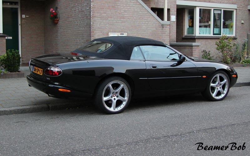 Jaguar XKR Convertible series I rechtsachter
