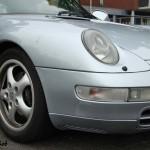Porsche 993 Carrera Cabriolet koplamp