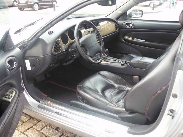 jaguar xkr silverstone interieur