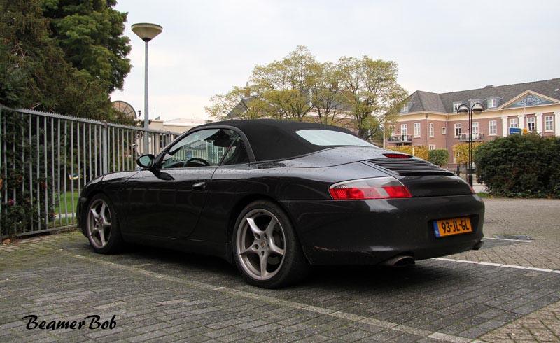 Porsche-911-996-Carrera-2-Cabriolet linksachter
