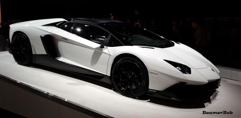 Lamborghini-Aventadorkopie